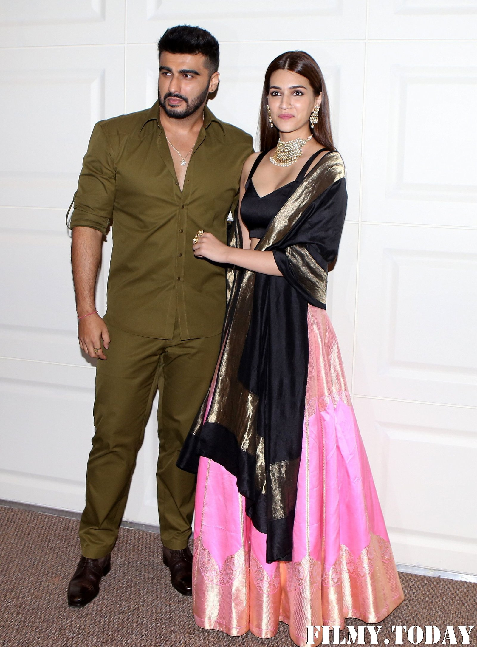 Photos: Trailer Launch Of Film Panipat At Indus Club | Picture 1696300
