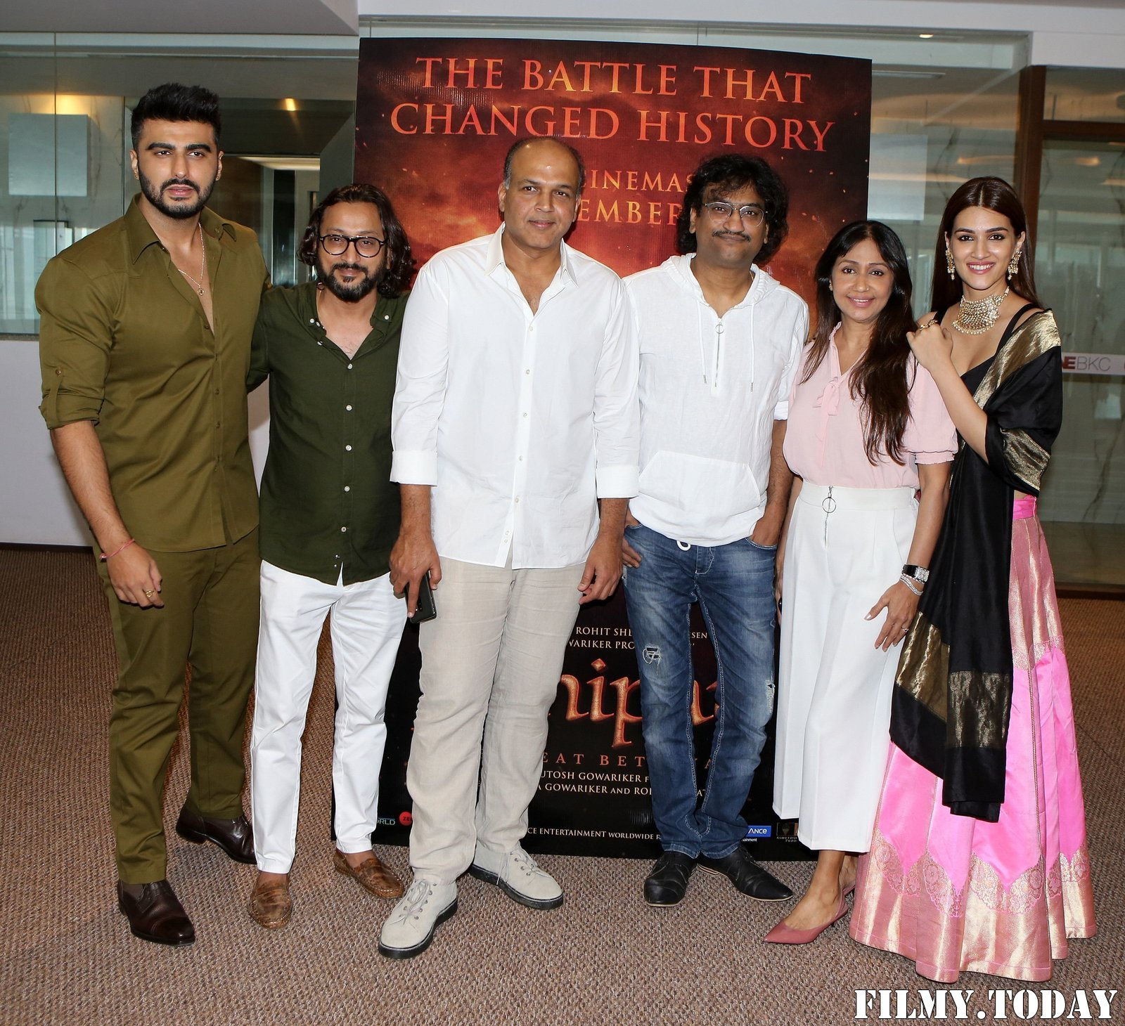 Photos: Trailer Launch Of Film Panipat At Indus Club | Picture 1696310