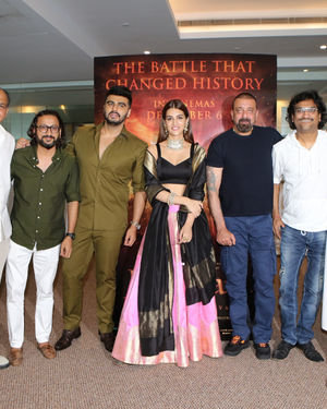 Photos: Trailer Launch Of Film Panipat At Indus Club