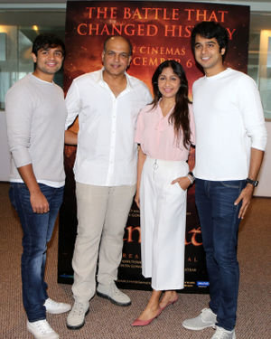 Photos: Trailer Launch Of Film Panipat At Indus Club | Picture 1696316
