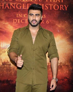 Arjun Kapoor - Photos: Trailer Launch Of Film Panipat At Indus Club | Picture 1696308
