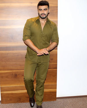 Arjun Kapoor - Photos: Trailer Launch Of Film Panipat At Indus Club