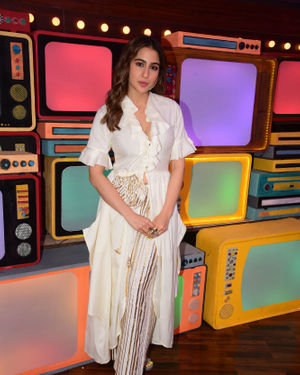 Sara Ali Khan - Photos: Celebs On The Sets Of Zee Tv Movie Masti With Manish Paul | Picture 1696586