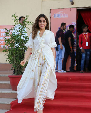 Sara Ali Khan - Photos: Celebs On The Sets Of Zee Tv Movie Masti With Manish Paul | Picture 1696471