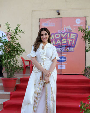 Sara Ali Khan - Photos: Celebs On The Sets Of Zee Tv Movie Masti With Manish Paul | Picture 1696472