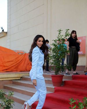 Malaika Arora - Photos: Celebs On The Sets Of Zee Tv Movie Masti With Manish Paul