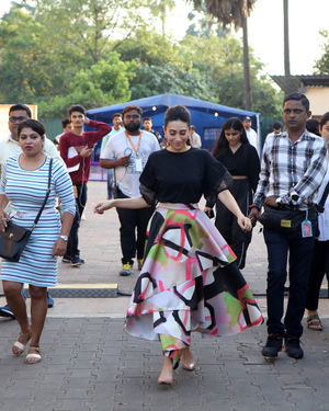 Karisma Kapoor - Photos: Celebs On The Sets Of Zee Tv Movie Masti With Manish Paul