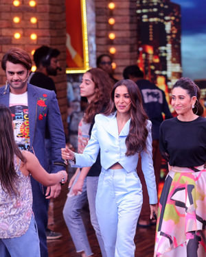 Photos: Celebs On The Sets Of Zee Tv Movie Masti With Manish Paul
