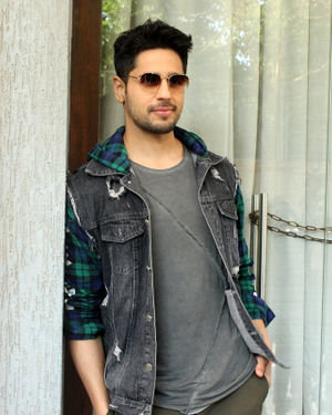 Sidharth Malhotra - Photos: Promotion Of Film Marjaavaan