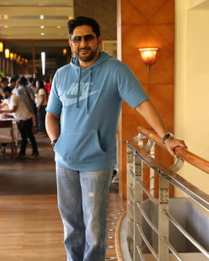 Arshad Warsi - Photos: Promotion Of Film Pagalpanti At Jw Juhu | Picture 1696558