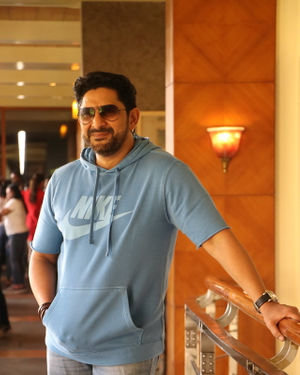 Arshad Warsi - Photos: Promotion Of Film Pagalpanti At Jw Juhu | Picture 1696578