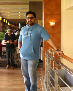 Arshad Warsi - Photos: Promotion Of Film Pagalpanti At Jw Juhu | Picture 1696559