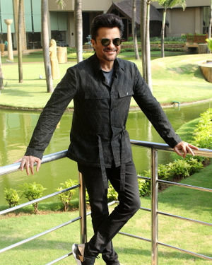 Anil Kapoor - Photos: Promotion Of Film Pagalpanti At Jw Juhu | Picture 1696468