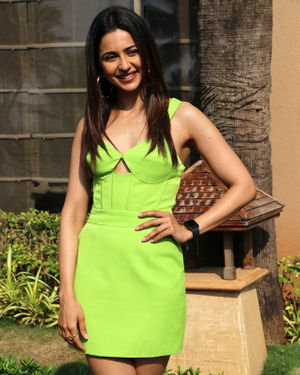 Rakul Preet Singh - Photos: Promotion Of Marjaavaan At Jw Marriott Juhu | Picture 1696594