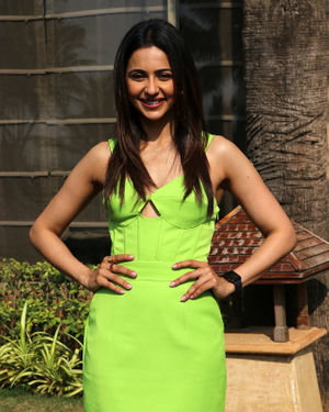Rakul Preet Singh - Photos: Promotion Of Marjaavaan At Jw Marriott Juhu
