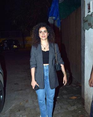 Sanya Malhotra - Photos: Screening Of Film Bala At Sunny Sound | Picture 1696369