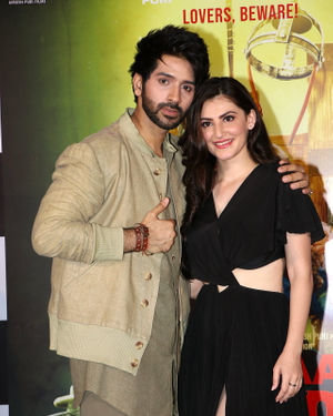 Photos: Trailer Launch Of Film Yeh Saali Aashiqui
