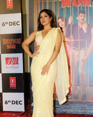 Bhumi Pednekar - Photos: Trailer Launch Of Pati Patni Aur Woh | Picture 1696412