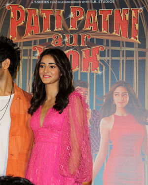 Photos: Trailer Launch Of Pati Patni Aur Woh | Picture 1696380