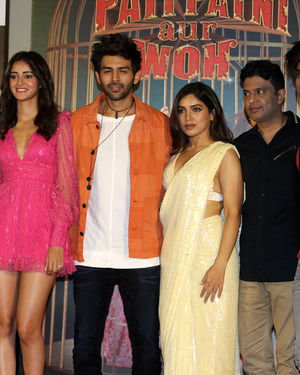 Photos: Trailer Launch Of Pati Patni Aur Woh