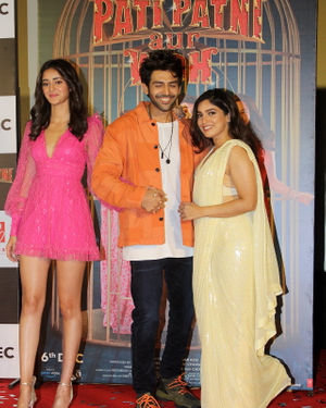Photos: Trailer Launch Of Pati Patni Aur Woh | Picture 1696384