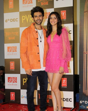 Photos: Trailer Launch Of Pati Patni Aur Woh | Picture 1696377