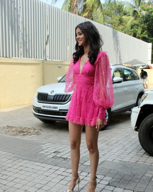 Ananya Pandey - Photos: Trailer Launch Of Pati Patni Aur Woh | Picture 1696379
