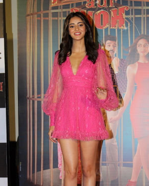 Ananya Pandey - Photos: Trailer Launch Of Pati Patni Aur Woh | Picture 1696397