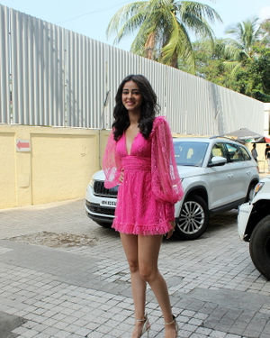 Ananya Pandey - Photos: Trailer Launch Of Pati Patni Aur Woh | Picture 1696381
