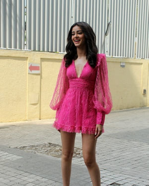 Ananya Pandey - Photos: Trailer Launch Of Pati Patni Aur Woh | Picture 1696387