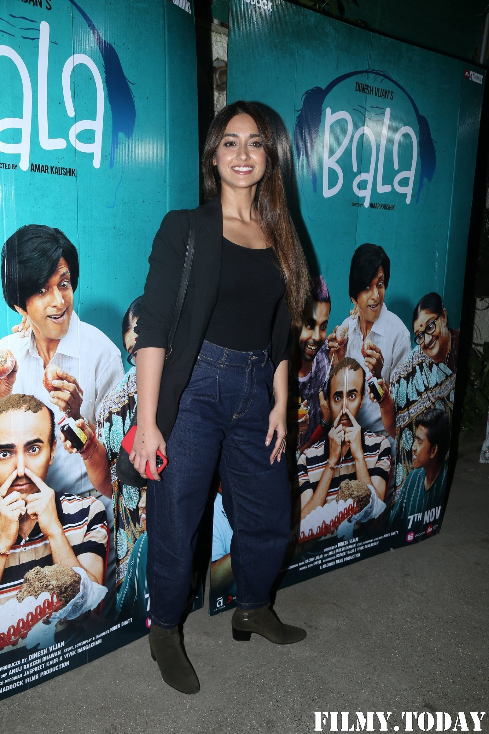 Ileana D Cruz - Photos: Screening Of Film Bala At Sunny Sound | Picture 1697317