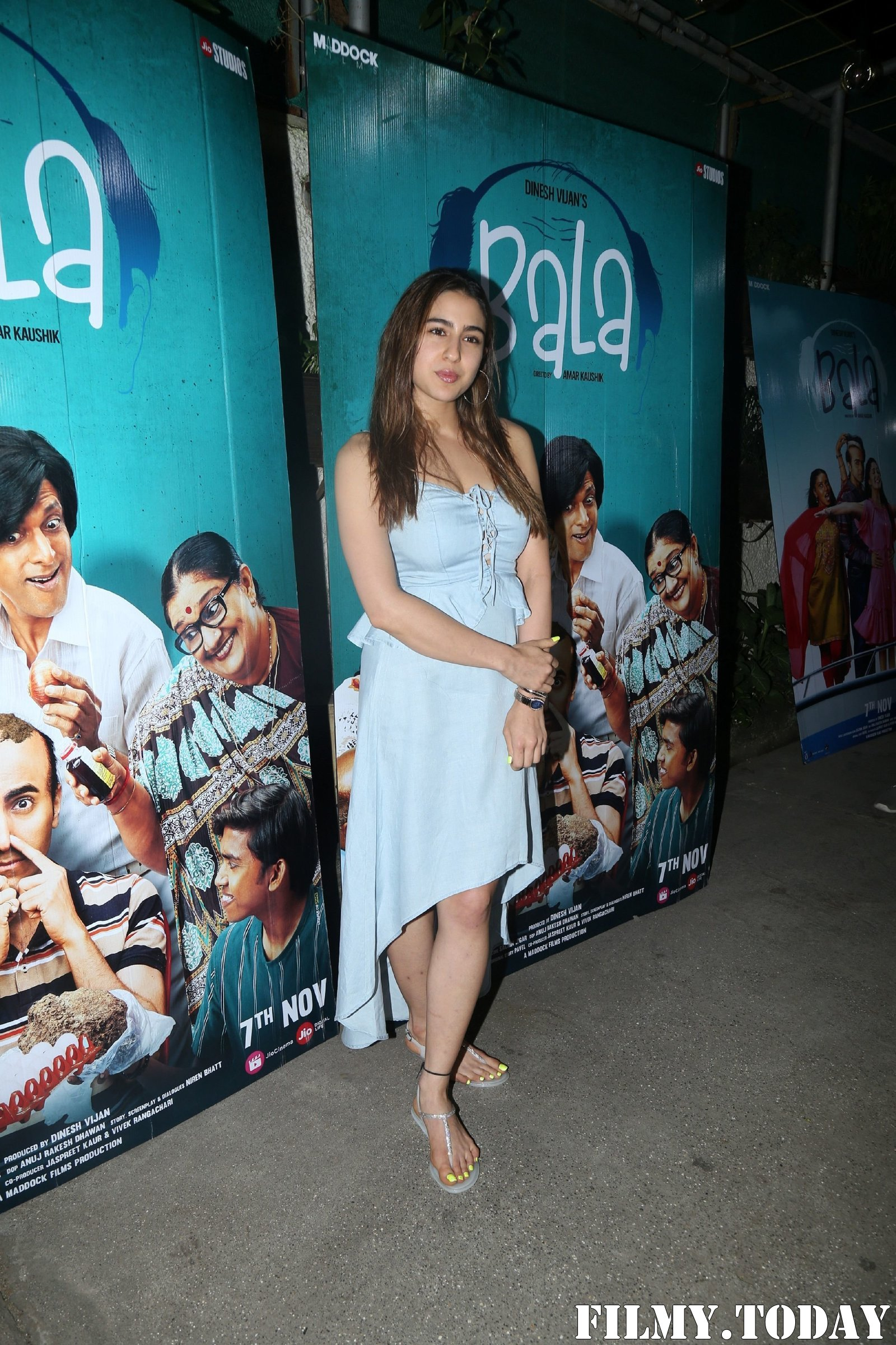 Sara Ali Khan - Photos: Screening Of Film Bala At Sunny Sound   Picture 1697320