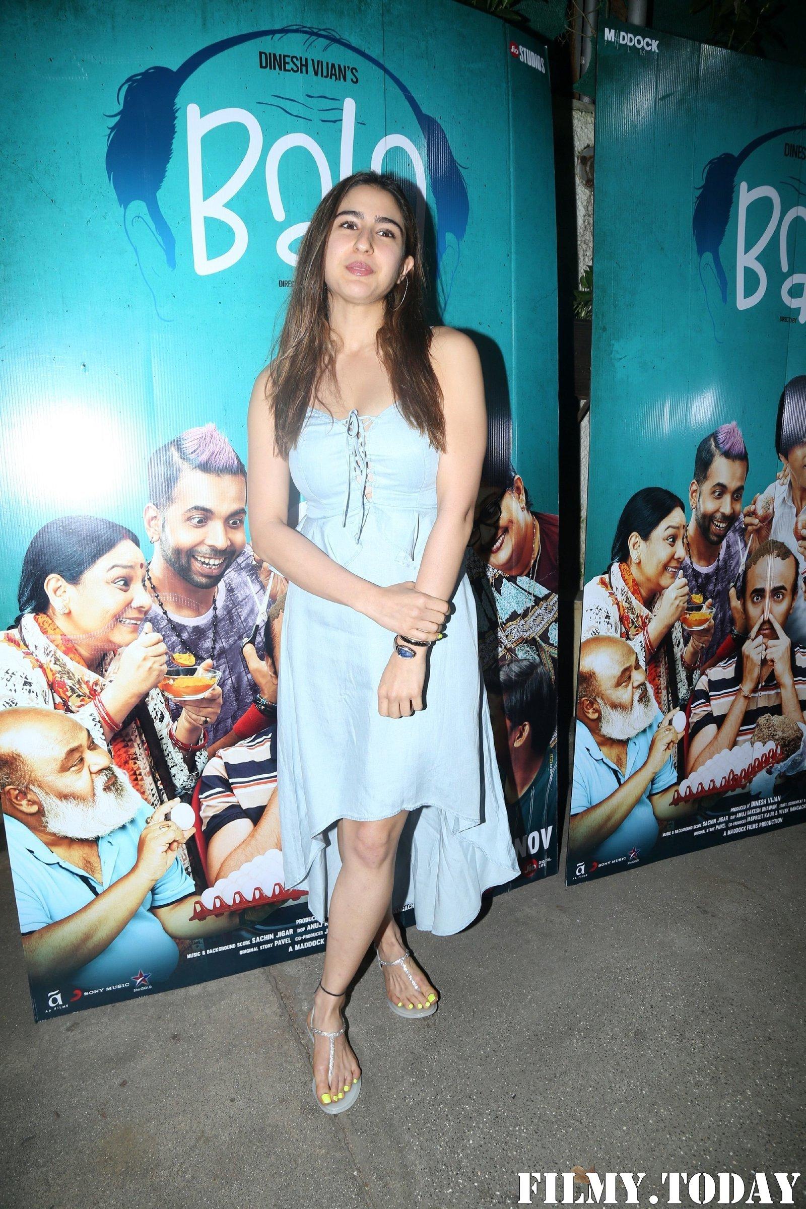 Sara Ali Khan - Photos: Screening Of Film Bala At Sunny Sound | Picture 1697321