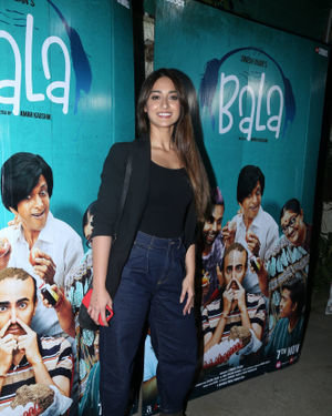 Ileana D Cruz - Photos: Screening Of Film Bala At Sunny Sound