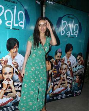 Shraddha Kapoor - Photos: Screening Of Film Bala At Sunny Sound | Picture 1697322
