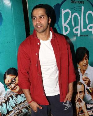 Varun Dhawan - Photos: Screening Of Film Bala At Sunny Sound | Picture 1697272