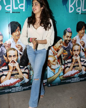Janhvi Kapoor - Photos: Screening Of Film Bala At Sunny Sound | Picture 1697285