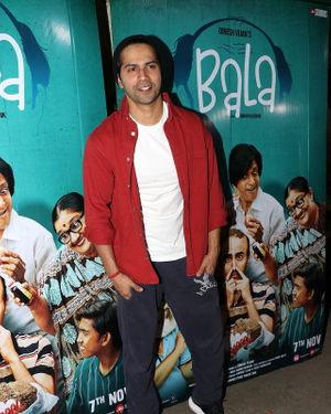 Varun Dhawan - Photos: Screening Of Film Bala At Sunny Sound | Picture 1697266