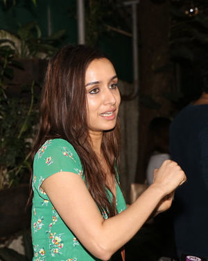 Shraddha Kapoor - Photos: Screening Of Film Bala At Sunny Sound | Picture 1697294
