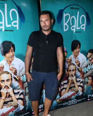Photos: Screening Of Film Bala At Sunny Sound | Picture 1697314