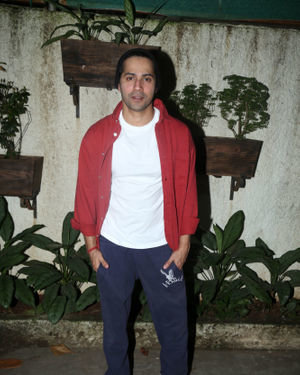 Varun Dhawan - Photos: Screening Of Film Bala At Sunny Sound