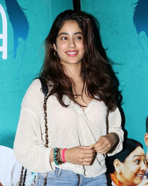 Janhvi Kapoor - Photos: Screening Of Film Bala At Sunny Sound | Picture 1697287