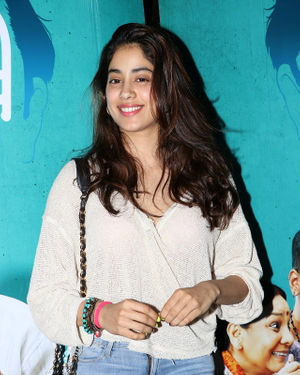 Janhvi Kapoor - Photos: Screening Of Film Bala At Sunny Sound | Picture 1697291