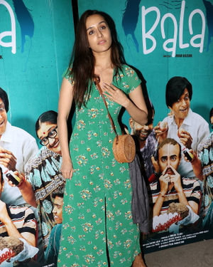Shraddha Kapoor - Photos: Screening Of Film Bala At Sunny Sound | Picture 1697298