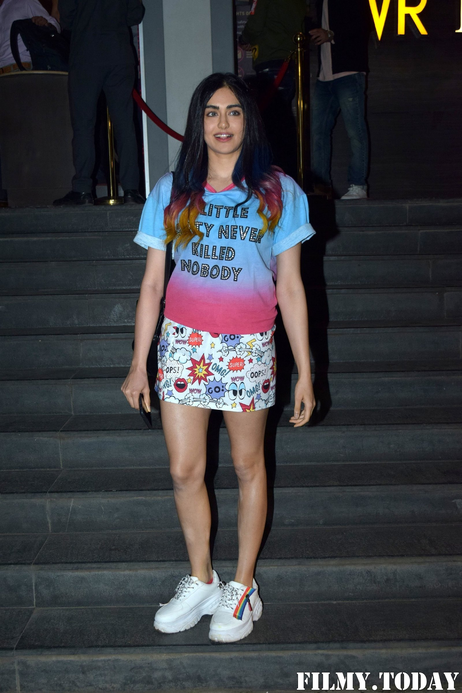 Adah Sharma - Photos: Screening Of Film Bypass Road At Pvr Icon | Picture 1697241