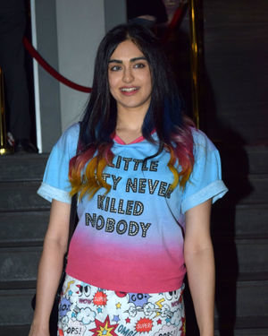 Adah Sharma - Photos: Screening Of Film Bypass Road At Pvr Icon