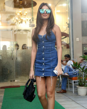 Tara Sutaria - Photos: Celebs Spotted at Bandra