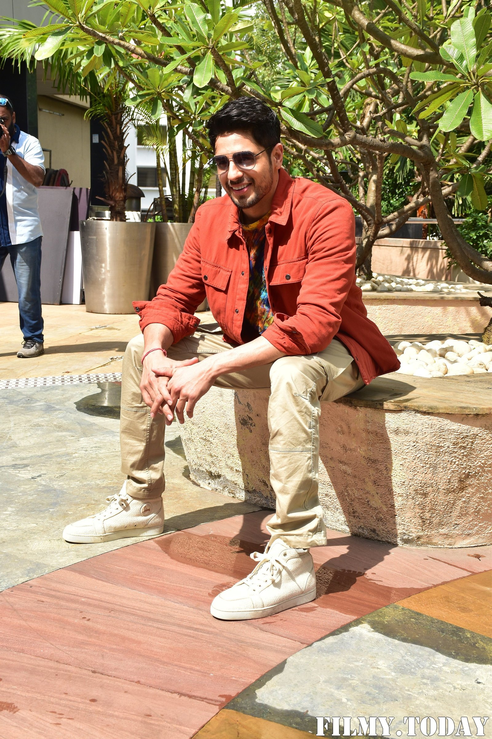 Sidharth Malhotra - Photos: Promotion Of Marjaavaan At Novotel Hotel | Picture 1697656