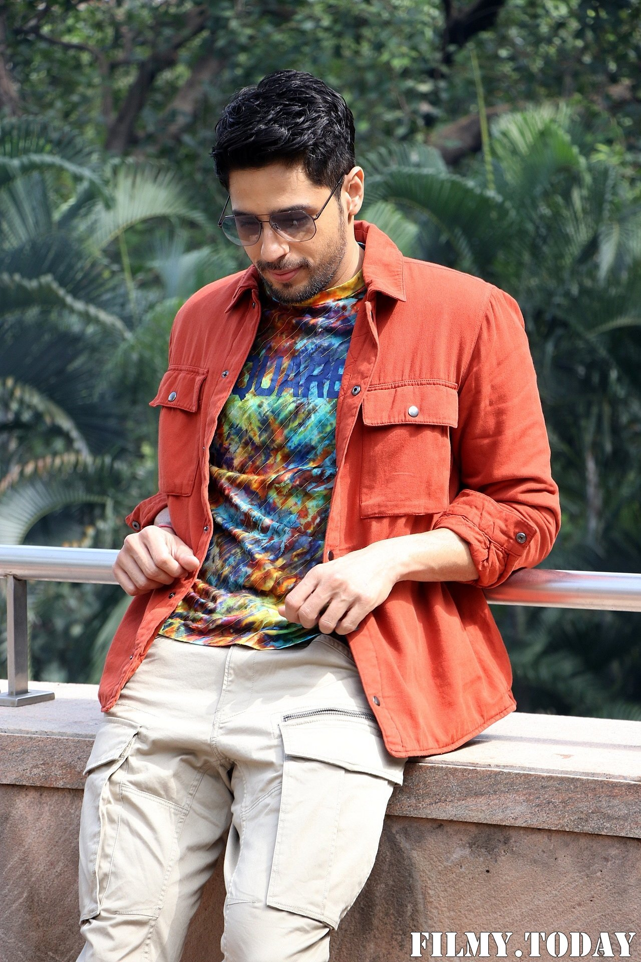 Sidharth Malhotra - Photos: Promotion Of Marjaavaan At Novotel Hotel   Picture 1697640