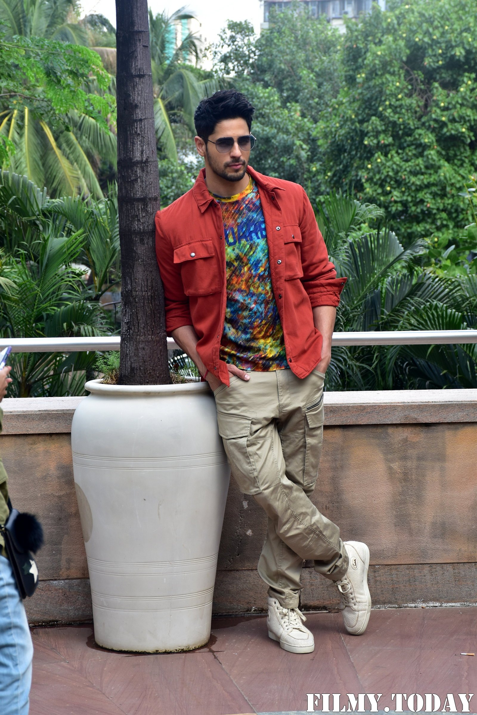 Sidharth Malhotra - Photos: Promotion Of Marjaavaan At Novotel Hotel   Picture 1697657